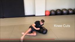 Knee cuts 2 (side B)