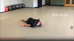 Flat rolls 2 (and going)